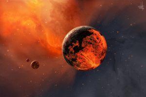 space art planet joeyjazz
