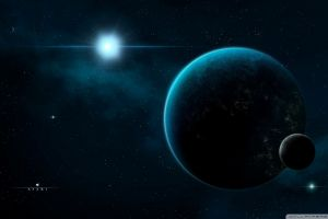 space art planet space