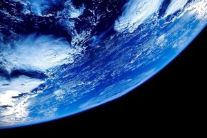 space earth nature