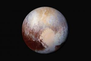 space pluto solar system universe astronomy