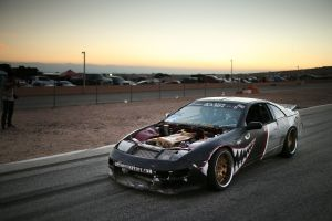 speedhunters the z32 fighter plane nissan 300zx nissan