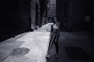 sports bra fitness model women model