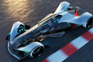 sports car car motion blur race cars concept cars formula vehicle futuristic infiniti digital art