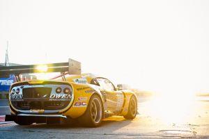 sports vehicle car ginetta race cars