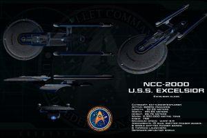 star trek ships uss excelsior star trek