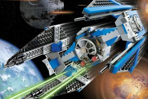 star wars lego tie interceptor tie fighter lego star wars