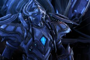 starcraft ii artanis protoss