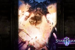 starcraft ii : heart of the swarm 2013 (year) video games starcraft ii
