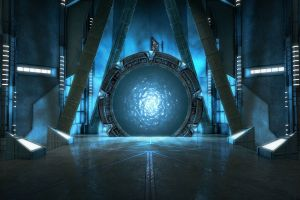stargate science fiction science fiction render