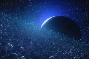 stars planet video games science fiction elite: dangerous space