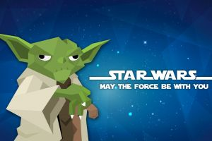 stars star wars jedi yoda galaxy