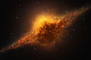 stars starkiteckt space art galaxy
