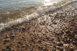 stones nature water
