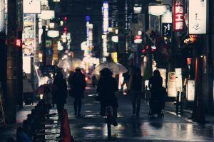 street japan umbrella