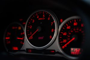subaru wrx sti speedometer instrument panel electronics car subaru
