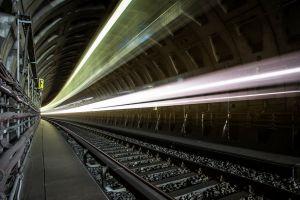 subway tunnel railway