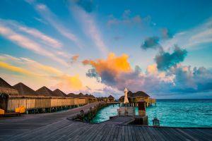sunset sea resort