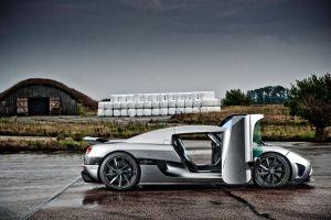 supercars koenigsegg agera car silver cars