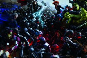 superhero avengers: age of ultron marvel cinematic universe
