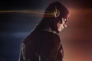 superhero flash dc comics