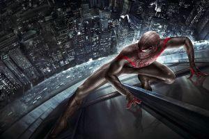superhero the amazing spider-man spider-man
