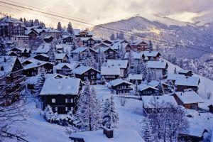 switzerland alps swiss alps urban snow