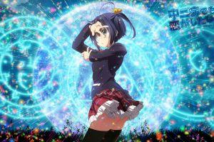 takanashi rikka chuunibyou demo koi ga shitai! anime anime girls