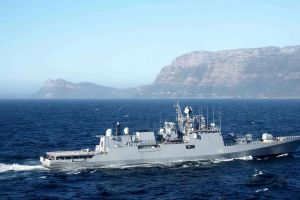 talwar class frigate indian-navy warship military