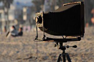technology camera outdoors