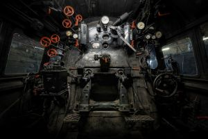 technology locomotive train old vehicle