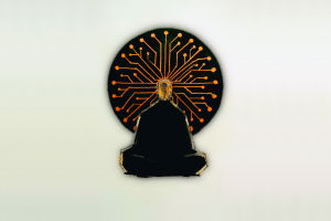 technomancer artwork simple background