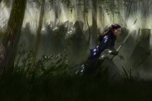 the lord of the rings fantasy art arwen fantasy girl