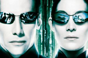 the matrix movies keanu reeves the matrix reloaded trinity (movies) carrie-anne moss neo