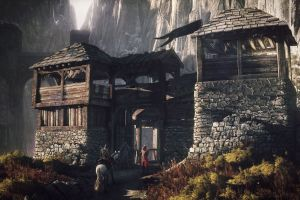 the witcher 3: wild hunt skellige the witcher video games