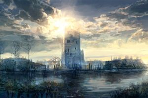 the witcher concept art video games