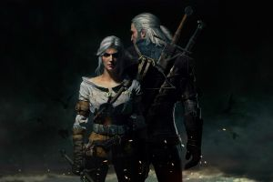 the witcher fantasy girl pc gaming video games the witcher 3: wild hunt cirilla fiona elen riannon geralt of rivia rpg cd projekt red