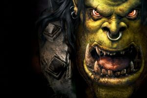 thrall orc video games wow 3