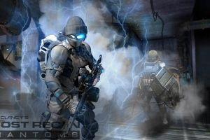 tom clancy's ghost recon tom clancy's ghost recon phantoms video games