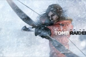 tomb raider snow rise of the tomb raider bow bow and arrow video games lara croft
