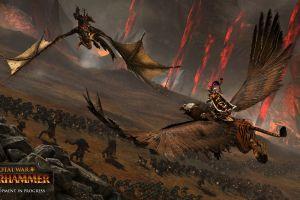total war: warhammer pc gaming orcs warhammer fantasy battle