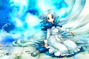 touhou kumoi ichirin anime girls