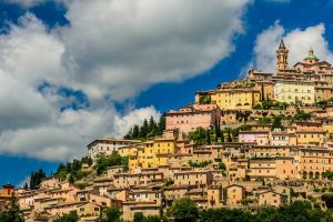 town italy architecture cityscape