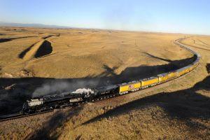 train steam locomotive diesel locomotive transport landscape