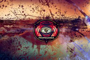 triangle illuminati digital art propaganda