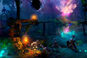 trine pc gaming screen shot