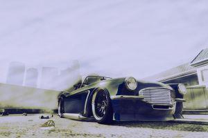 tuning grand theft auto v car photoshop