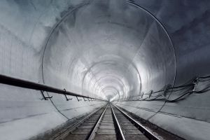 tunnel architecture railway photography
