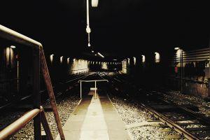 tunnel underground subway