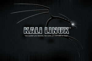 typography texture kali linux
