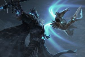 tyrael deviantart video games arthas heroes of the storm